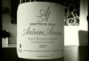 Antoine Arena – Grotte Di Sole – 2007 – Patrimonio