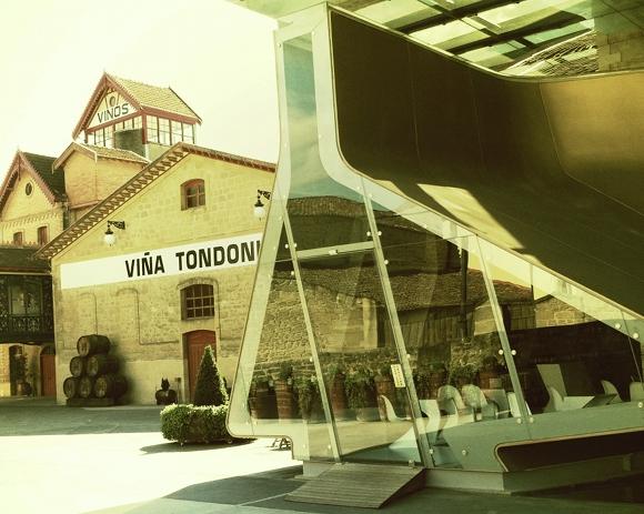 Blog Vin - Bodega Lopez de Heredia - zaha hadid 2