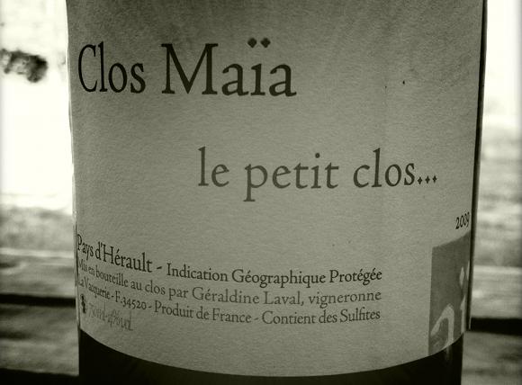 Blog Vin - Clos Maia - Le Petit Clos