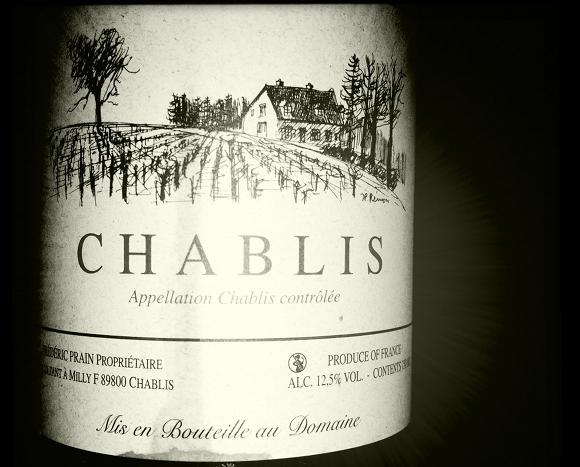 Blog Vin - Domaine d'Elise - Chablis - 2009
