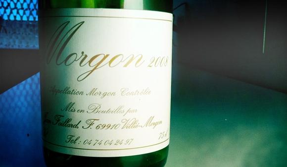 Blog Vin - Jean Foillard - Morgon - 2008 - Beaujolais