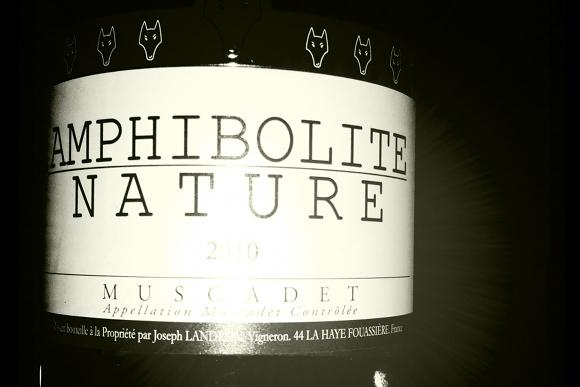 Blog Vin - Jo Landron Amphibolite - 2010 - Muscadet