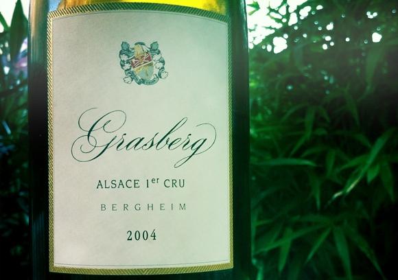 Blog Vin - Marcel Deiss - Grasberg - 2004 - Alsace