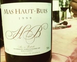 Mas Haut Buis – Olivier Jeantet – Coteaux du Languedoc – Terrasses du Larzac