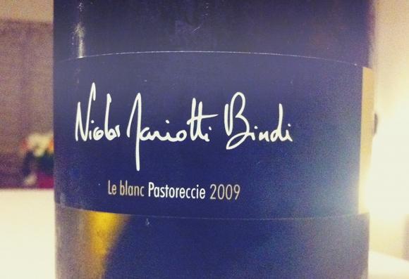 Blog Vin - Nicolas Mariotti Bindi - Pastoreccie - 2009 - Patrimonio - Corse