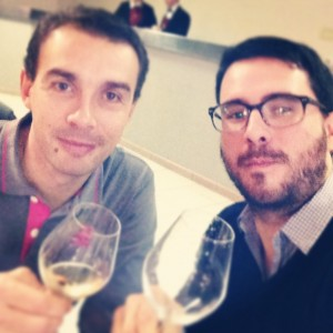 Blog vin - Concours degustation - RVF - Tournon - Petits Raisins - Jean Charles et Sylvain