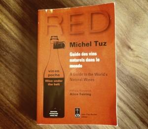 RED – Guide des vins naturels dans le Monde – Michel Tuz