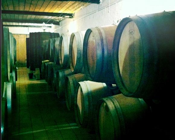 Blog vin - Domaine Camin Larredya - Jurançon - elevage futs 1