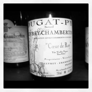 Domaine Dugat Py – Coeur de Roy – 2007 – Gevrey Chambertin – Bourgogne – Rouge