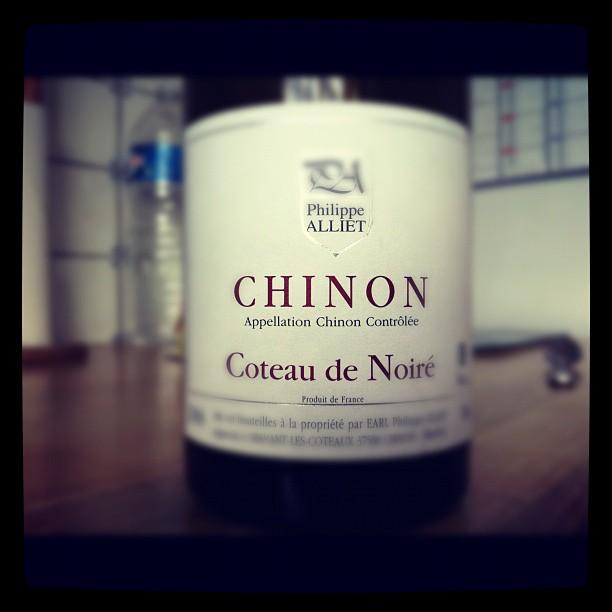 Blog vin - Domaine Philippe Alliet - Coteaux du Noiré - 2006 - Chinon