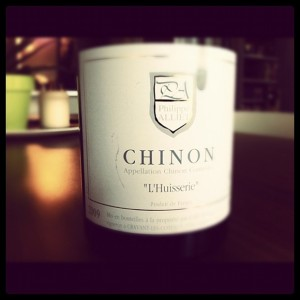 Domaine Philippe Alliet – Huisserie – 2009 – Chinon
