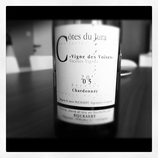 Blog vin - Domaine Rijckaert - Vignes de Voises - Vieilles vignes - 2005