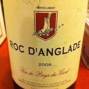 Roc d'Anglade – 2009 – VDP du Gard