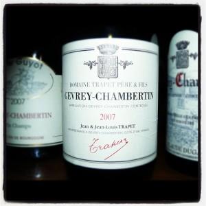 Domaine Trapet – Gevrey Chambertin Village – 2007 – Bourgogne – Rouge