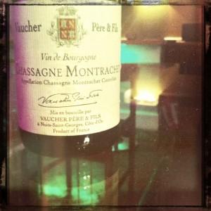 Vaucher Père et Fils – Chassagne Montrachet – 2007 – Bourgogne