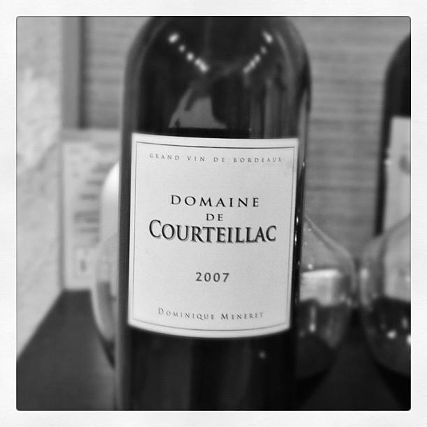Blog vin - Domaine de Courteillac - 2007 - Bordeaux Supérieur