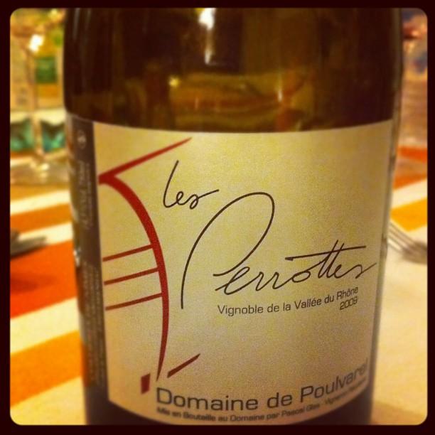 Blog vin - Domaine de Poulvarel - Les Perrottes - 2009 - Costieres de Nimes
