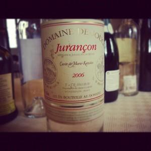 Domaine de Souch – Cuvée Marie Kattalin – 2006 – Jurançon – Moelleux