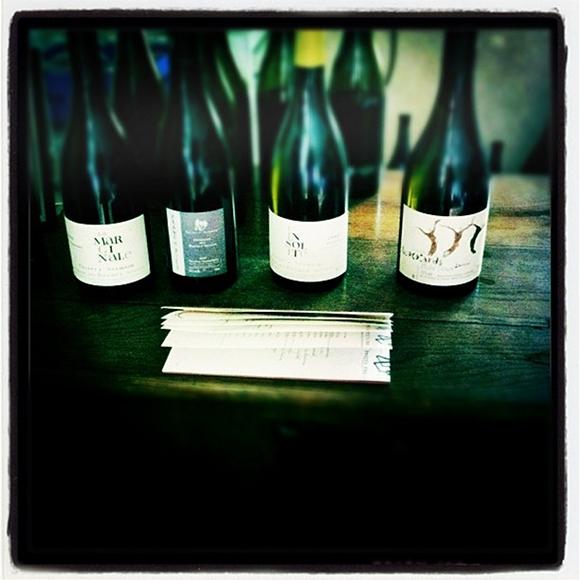 Blog vin - Domaine des Roches Neuves - Visite du Domaine - Dégustation
