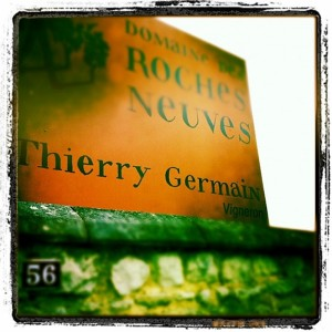 Domaine des Roches Neuves – Thierry Germain – Loire – Visite du domaine