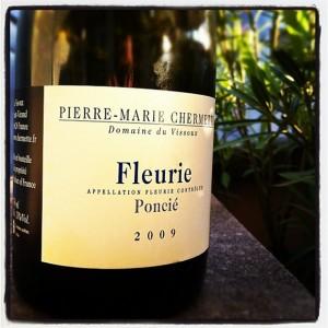 Domaine Du Vissoux – Fleurie – Poncié – 2009 – Beaujolais