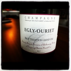 Egly Ouriet – Brut tradition Grand Cru – Champagne