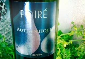 Eric Bordelet – Poiré authentique – 2009 – Normandie