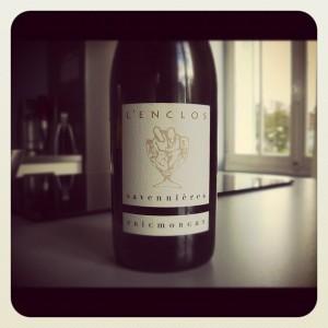 Blog vin – Domaine Eric Morgat – L'Enclos – 2010 – Savennières – Loire