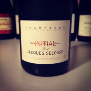 Jacques Selosse – Initial – Champagne