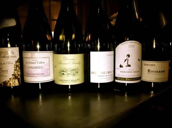 Blog vin - Les Petits Raisins - Degustations a l aveugle - cepages blancs