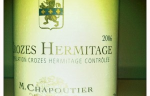 Chapoutier – Crozes Hermitage – 2006