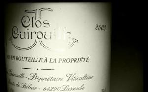 Clos Guirouilh – Jurançon Moelleux – 2003