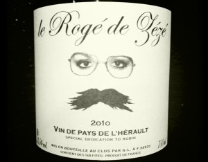 Clos Maïa – Le Rogé de Zézé – 2010 – Vin de Pays de l'Herault – Languedoc