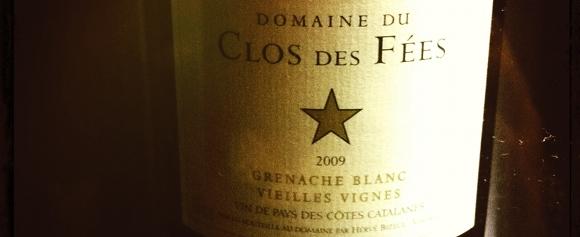 Clos des fees - Grenache blanc vieilles vignes - 2009