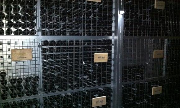 Darien Bodega - Stockage bouteilles