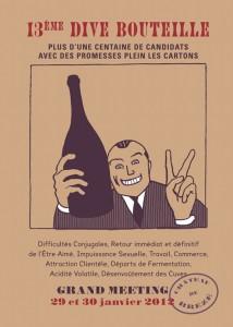 Blog vin – Dive Bouteille 2012 – Chateau de Brézé – 29 et 30 janvier 2012