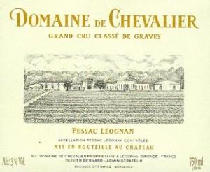 Domaine de Chevalier – Blanc – 2006