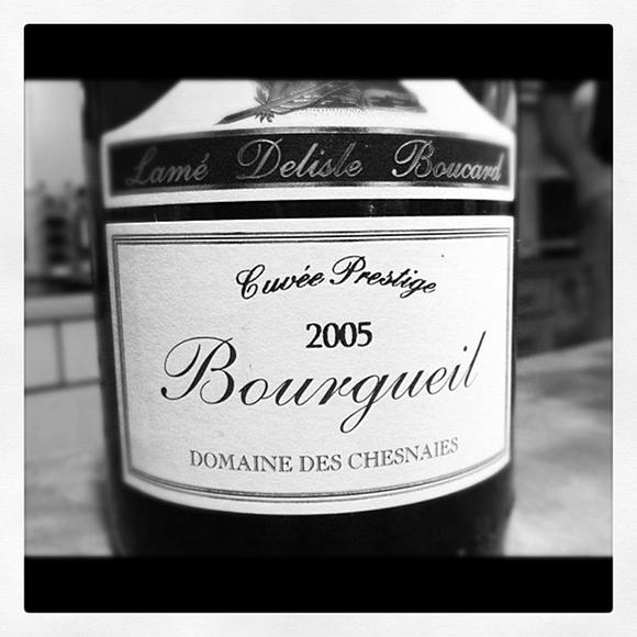 Domaine des Chesnaies - Cuvee prestige - 2005 - Bourgueil