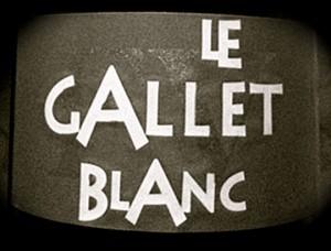 François Villard – Côte Rotie – Le Gallet Blanc – 2008