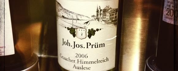 Joh Jos Prum - blanc - Mosel - Graacher Himmelreich Auslese - 2006