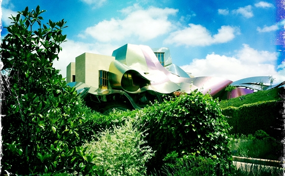 Marques de Riscal - Architecture 2