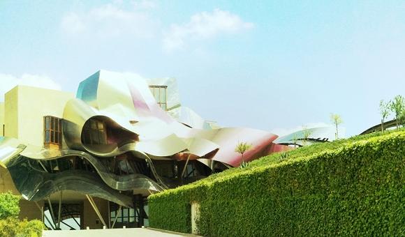Marques de Riscal - architecture