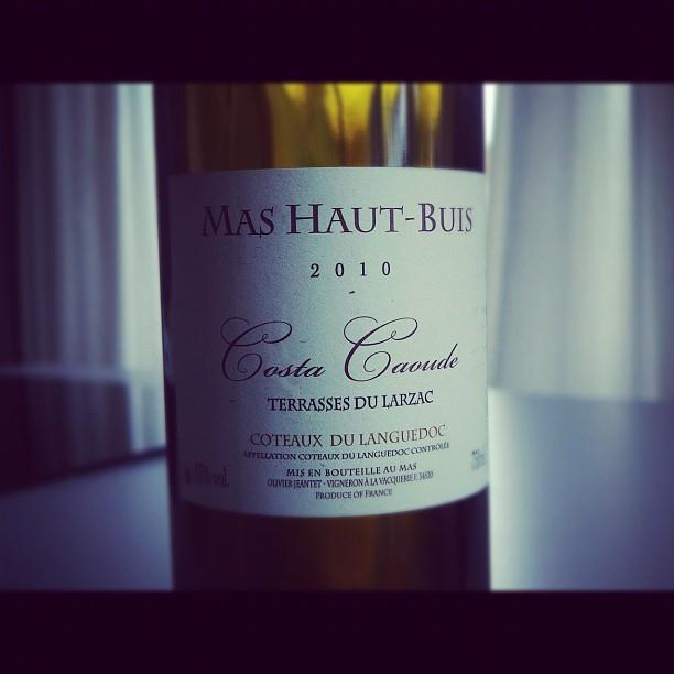 Mas Haut Buis - Costa Caoude - 2010 - Coteaux du Languedoc