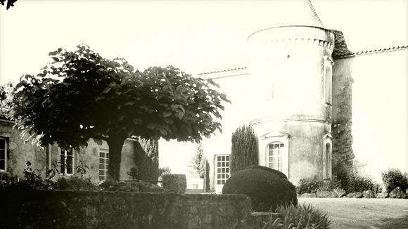 Montravel - Concours de degustation - mai 2011 - Chateau Le Raz exterieur