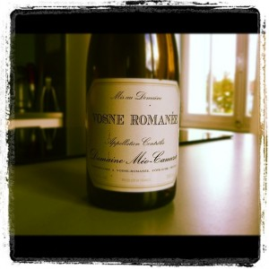 Domaine Meo Camuzet – Vosne Romanée – 2004 – Bourgogne